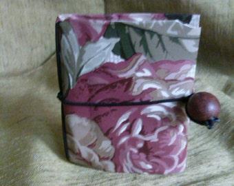 Rose pocket journal