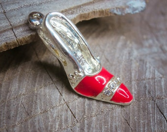 High Heels Pendant Charms ~1 pieces #100997