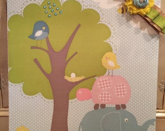 Kids Room Decor/Kids Room Organization/Nursery Decor/Photo Boards/Memo Boards/Kids
