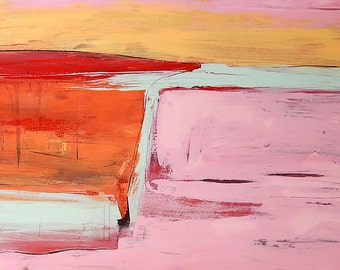 Abstract pink pictures
