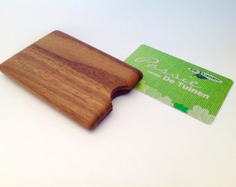 Giftcard and creditcard holder