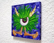 Unique Boy Monster Nursery Related Items Etsy