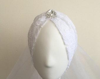 GOHARA Bridal Turban