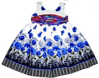 Perky Girls Flora Printed Dress