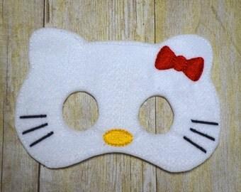 Kitty Cat Mask