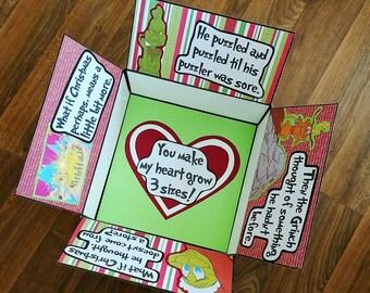 Christmas Care Package Box- Christmas