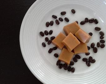 Café Au Lait Caramels