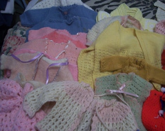 Hand-Made Doll Clothing