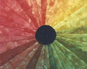 Autumn Blend Gradation Fabric Dyeing Kit