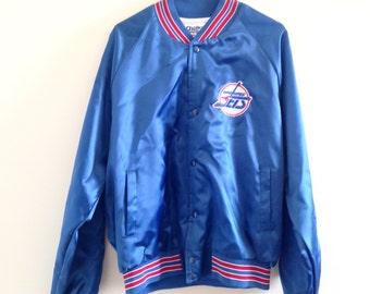 Winnipeg Jets Chalk Line Jacket