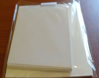 Pack of 10 Cards and Envelopes