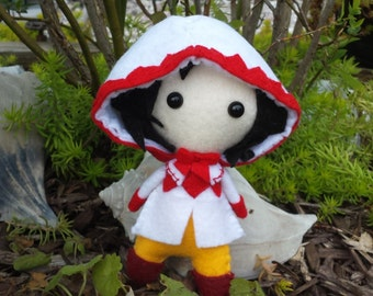 Final Fantasy IX Inspire: Mage Garnet Plush