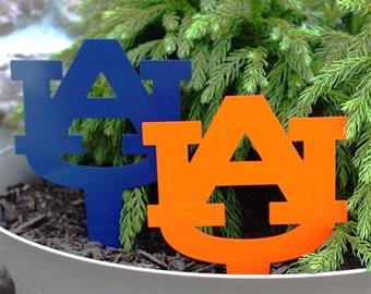 """Auburn Tigers Yard Art - Small 9"""""""