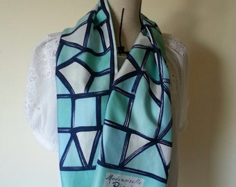 Mademoiselle Curly Scarf