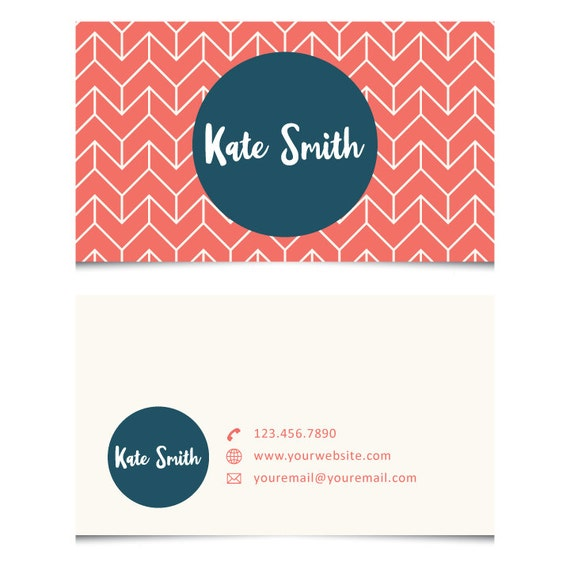 Design & Print 500 business cards personalized business