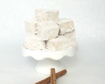 Handmade Gourmet Marshmallows - Cinnamon - Marshmallow - All Natural