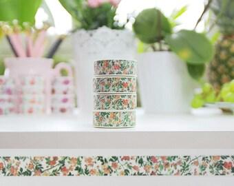 Washi Tape Floral WTI-08