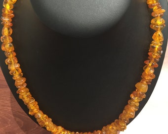 Fine Baltic Amber Necklace