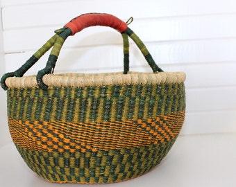 "Large Moses Basket ""Taonga"""