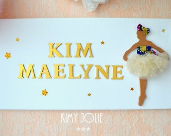 Table custom name * Theme Ballerina *.