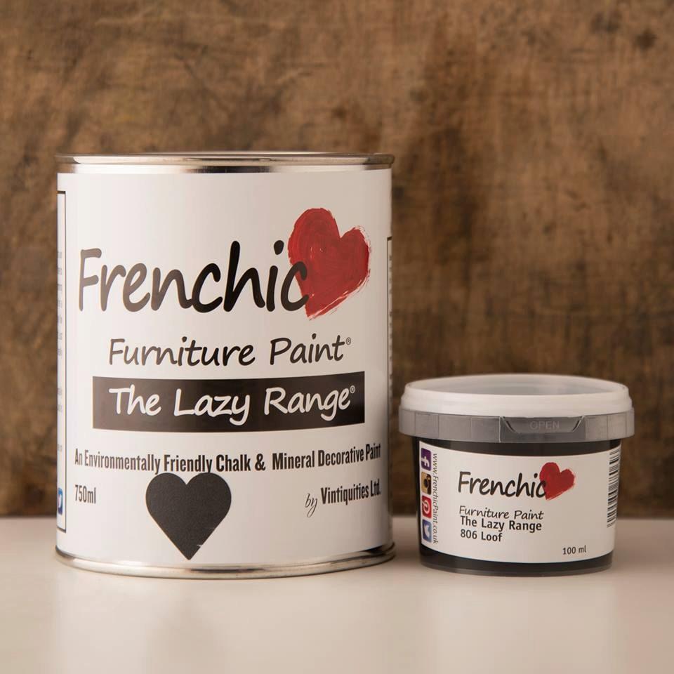 Annie Sloan Chalk Paint Tin Sizes