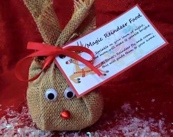 Rudolph reindeer food