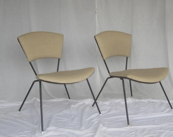 Mid Century Modern,MCM,Retro,,Chair Set,Industrial,Seating,Accent Chair,Lounge Chairs,Vinyl Chairs,Eames,Miller,Herman Miller,,Chairs,1960