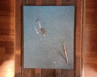 Serene Life - Original Acrylic Painting