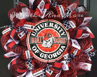 UGA/ Georgia /Wreath