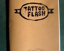 Tattoo Flash Zine
