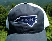 Boone North Carolina Trucker Hat