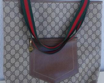 Reserved Vintage Gucci shopper tote bag