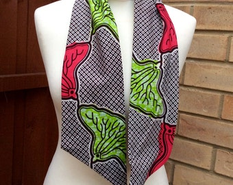African print headties, headwrap