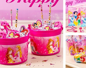 Disney Princess Party favor , Handmade Favor , Princess party, Birthday favors,Birthday gifts,birthday kit