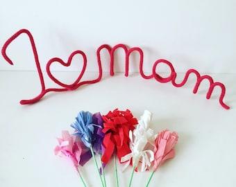 I love Mam