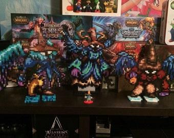 Final Fantasy IX Stand Up Perler - Black Waltz