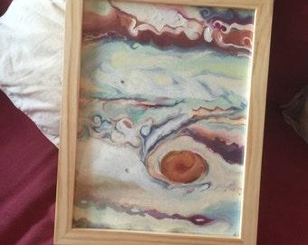 The Eye - Jupiter Oil Painting