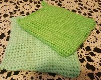 Made to Order: Crochet Pot Holder Set