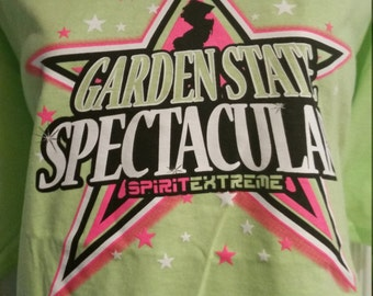 SPIRIT EXTREME Garden State Spectacular 2015 Limited Edition t-shirt