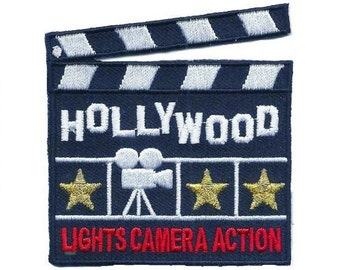 Hollywood Patch - Lights, Camera, Action!