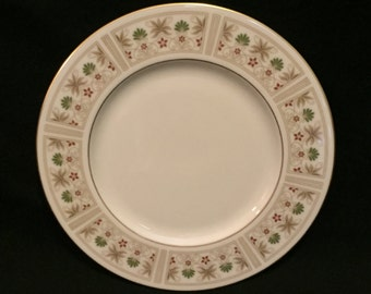 "Fabulous-Lenox-Tableau-Made USA-8 3/8""-Salad/Dessert Plate"