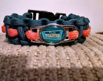 Double Toasted Paracord Bracelet