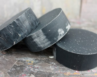 The Blemish Facial Bar - facial soap, activated charcoal, handmade soap, cold process