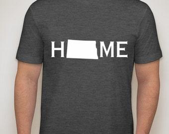 North Dakota home t-shirt, North Dakota home shirt, North Dakota shirt