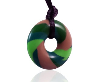 CAMO Teething Necklace For Teething Babies & Kids