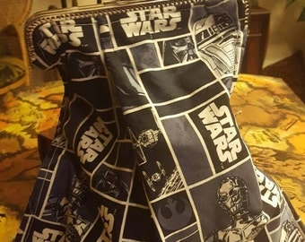 Star wars clutch bag
