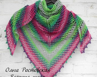 Sale knitted shawl, Cowl, scarf, knitted cowl, knitted scarf,Valentines Day, Free shipment worldwide!!!