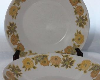 yellow noritake bowl etsy. Black Bedroom Furniture Sets. Home Design Ideas