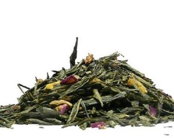 Green Tea With Flowers & Fruits From Japan 250gr / 8.81oz.