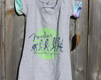 Up Cycled Fender Play Jumper size 12 months *SALE*